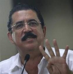 Zelaya niega haber renunciado a la presidencia